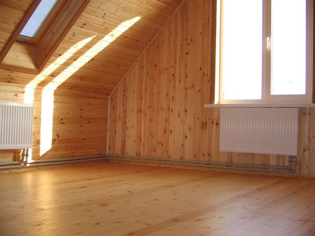 Как сделать отопление в деревянном доме 77